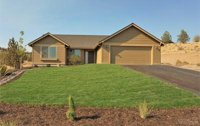 Madras Single Family Home For Sale: 2281 Northeast Valley View Court #LOT 2