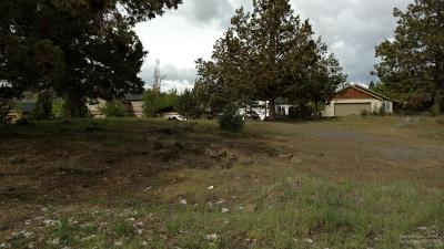 Bend Residential Lots & Land For Sale: 63227 Brad Street