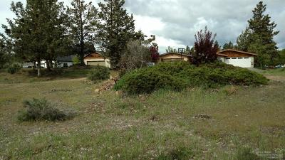 Bend Residential Lots & Land For Sale: 63235 Brad Street