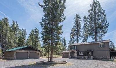 La Pine Single Family Home For Sale: 51675 Pine Street