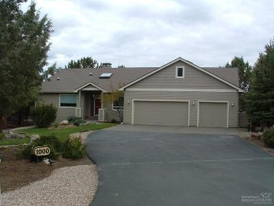 Redmond OR Single Family Home Pending: $599,900