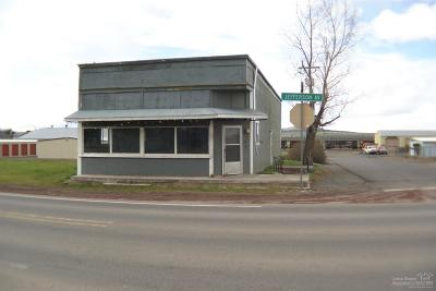 Metolius Commercial For Sale: 701 Jefferson Avenue