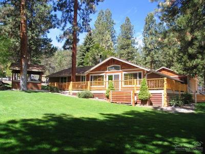 Sisters Single Family Home For Sale: 16087 Lower Cattle Drive
