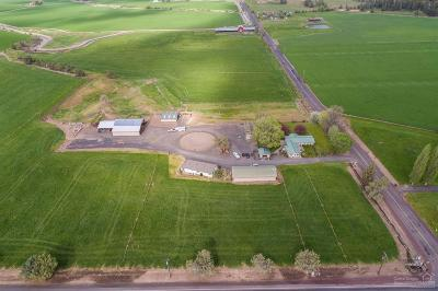 Prineville Farm & Ranch For Sale: 110 Northwest Grimes Road