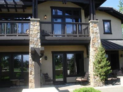Pronghorn Condo/Townhouse For Sale: 65730 Adventure Circle #A-1