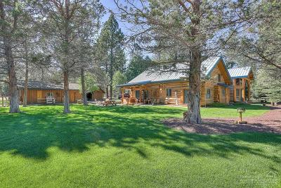 Sisters Single Family Home For Sale: 15651 National Forest Lane