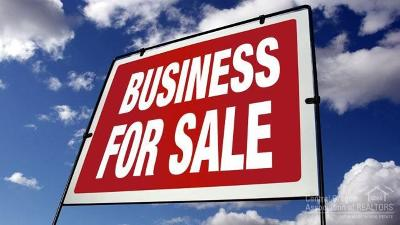 Bend Business Opportunity For Sale