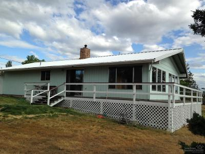 Terrebonne Single Family Home For Sale: 7625 Southwest Sand Ridge Road