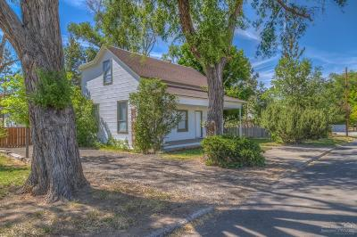 Madras Single Family Home For Sale: 184 Southwest Third Street