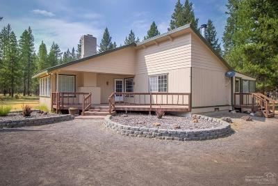 La Pine Single Family Home For Sale: 52737 Day Road