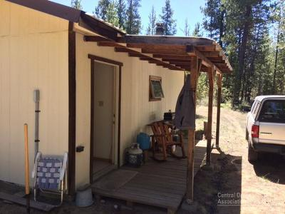 La Pine Single Family Home For Sale: 15700 Park Drive