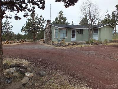 Terrebonne Single Family Home For Sale: 4398 Southwest Puma Road