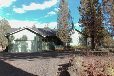 Single Family Home For Sale: 67312 Bass Lane