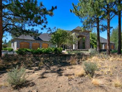 Single Family Home For Sale: 60220 Sunset View Drive