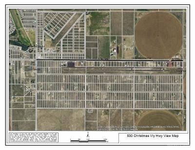 Christmas Valley Residential Lots & Land For Sale: 500 Christmas Valley Highway