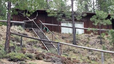 La Pine Single Family Home For Sale: 52011 Old Wickiup Road