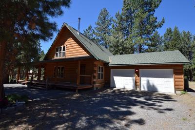 La Pine Single Family Home For Sale: 17659 Rosland Road