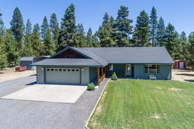 La Pine OR Single Family Home Sold: $300,000