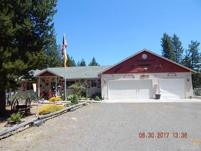 La Pine, Crescent, Gilchrist Single Family Home For Sale: 145131 Corral Court