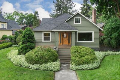 Bend Single Family Home For Sale: 924 Northwest Riverside Boulevard