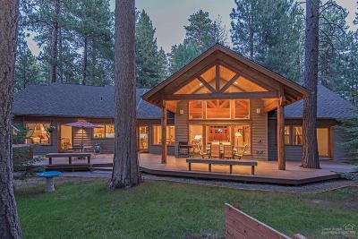 Black Butte Ranch Single Family Home For Sale: 70607 Ponderosa