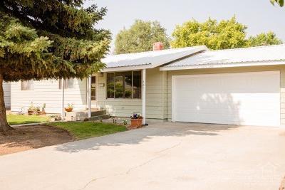 Prineville Single Family Home For Sale: 727 Northwest Deer Street
