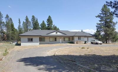 La Pine Single Family Home For Sale: 52432 Antler Lane