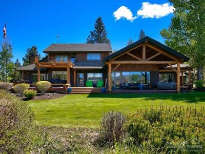 Bend, La Pine, Crescent Lake, Gilchrist Single Family Home For Sale: 64610 Collins Road