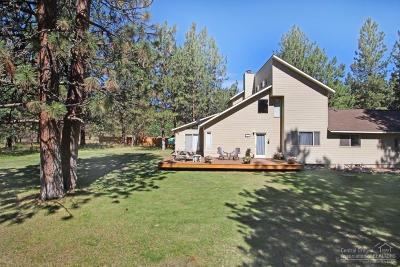 Sisters Single Family Home For Sale: 69211 Martingale