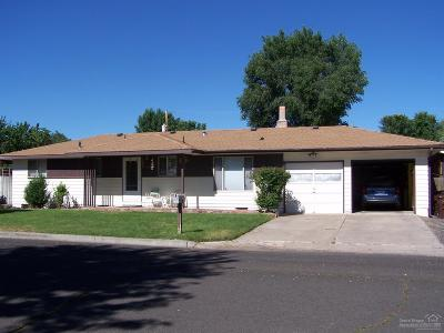 Prineville Single Family Home For Sale: 591 Southeast Idlewood Street