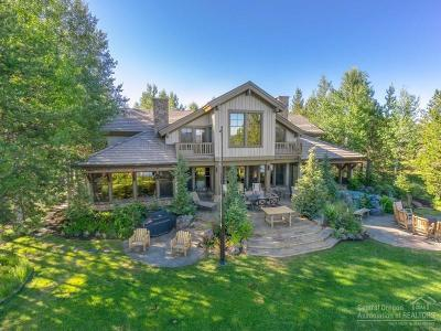 Bend, La Pine, Crescent Lake, Gilchrist Single Family Home For Sale: 17562 Canoe Camp Drive
