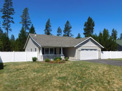 La Pine OR Single Family Home Sold: $220,000