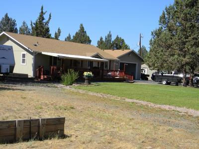 Terrebonne Single Family Home For Sale: 9335 Southwest Scout Camp Trail