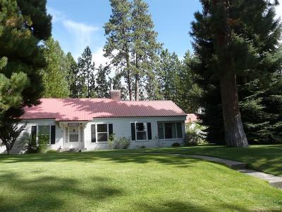La Pine, Crescent, Gilchrist Single Family Home For Sale: 138503 Nob Hill
