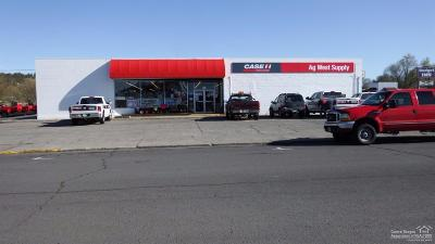 Madras Commercial For Sale: 36 Northwest A Street
