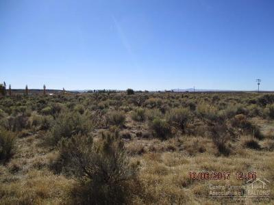 Christmas Valley Residential Lots & Land For Sale: 2400 Christmas Valley Highway