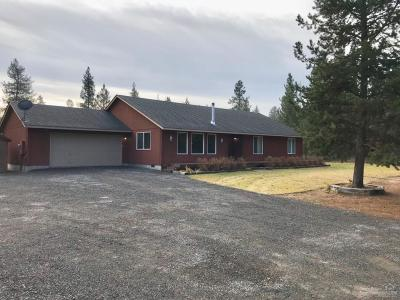 La Pine Single Family Home For Sale: 16255 Buena Vista Drive