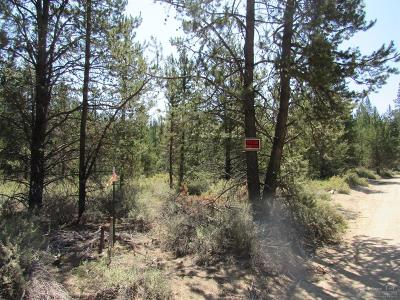 La Pine Residential Lots & Land For Sale: Tl 2504