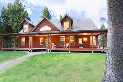 La Pine Single Family Home For Sale: 16170 Dyke Road
