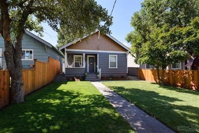 Bend Single Family Home For Sale: 521 Northwest Ogden Avenue