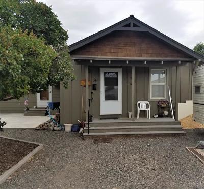 Multi Family Home For Sale: 344 Southeast Elm Street