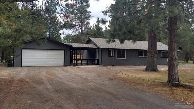 La Pine Single Family Home For Sale: 53300 Big Timber Drive