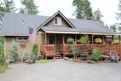 Bend Single Family Home For Sale: 55046 Lazy River Drive