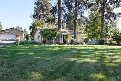 Bend Single Family Home For Sale: 450 Southeast Reed Market Road