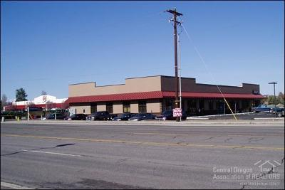 Redmond Commercial For Sale: 3113 South Highway 97