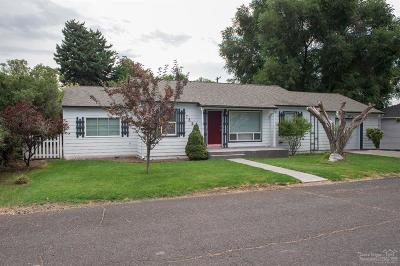 Prineville Single Family Home For Sale: 785 Southeast Holly Street