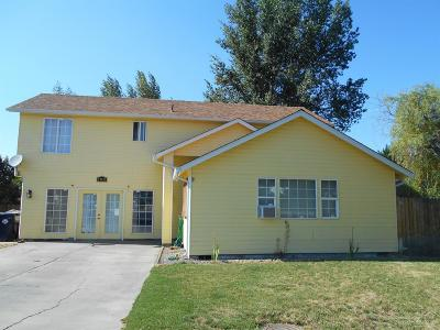 Redmond OR Single Family Home Shrtsale-Bringbckups: $230,000
