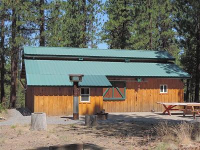 La Pine Single Family Home For Sale: 50040 Darlene Way