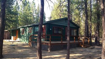 La Pine OR Single Family Home Sold: $159,500