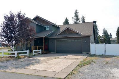 La Pine Single Family Home For Sale: 16697 Oakridge Place